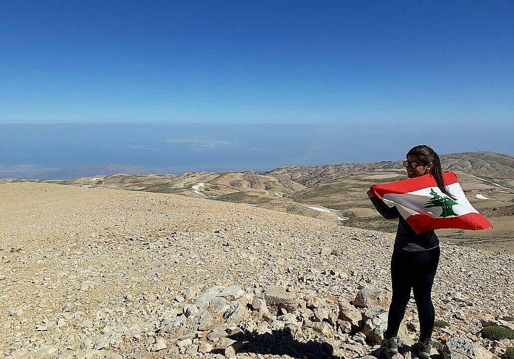 ~..Life Achievements💓can't be prouder : Qurnat as Sawda..~ 3,088m above... (Qurnat as Sawda')