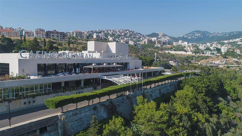 Casino Du Liban; one of the most famous landmarks in the Lebanese history ... (Casino du Liban)