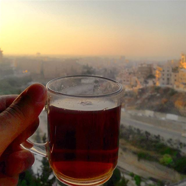 Ending this day with a cup of tea  Tea  Tripoli  Happy  TripoliLB  ... (Tripoli, Lebanon)