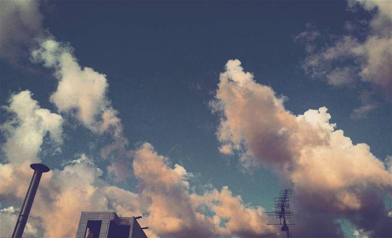 The Cloud... (Beirut, Lebanon)
