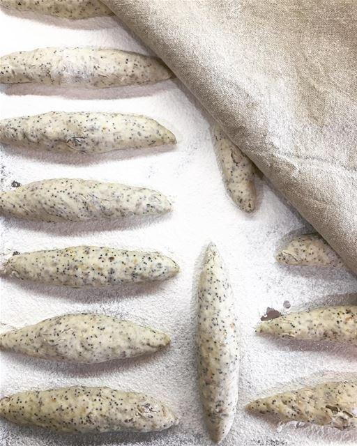 Mini baguette multicereales 😋🥖 livelovefood livelovebeirut beirut ...