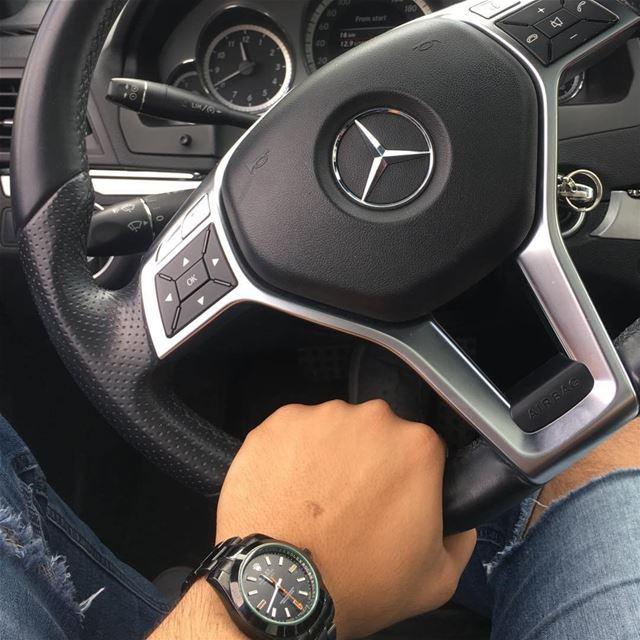 🔲 📸: @nicolasmerheb luxurylife mercedesbenz Rolex Lebanon Beirut ...