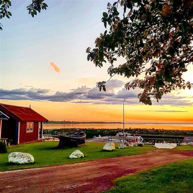 igsweden ig_lebanon öbilden rebel_scapes bns_sunset ... (Klinta Camping, Köpingsvik, Öland)