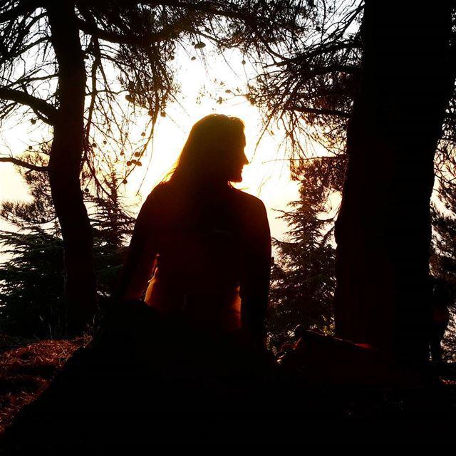 Sunset hike lebanonscenery lebanoninapicture livelovelebanon ... (Hammana)