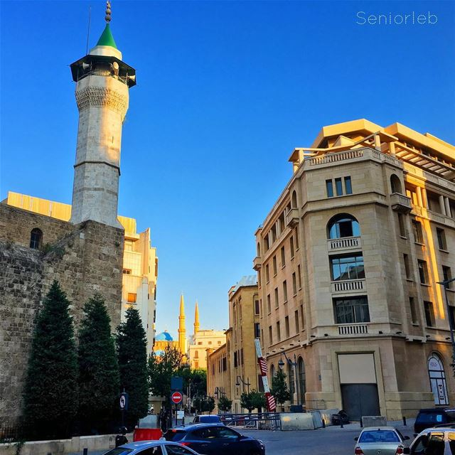 It was a great vacation, till next time my lovely country 🇱🇧 lebanon ... (Downtown Beirut)