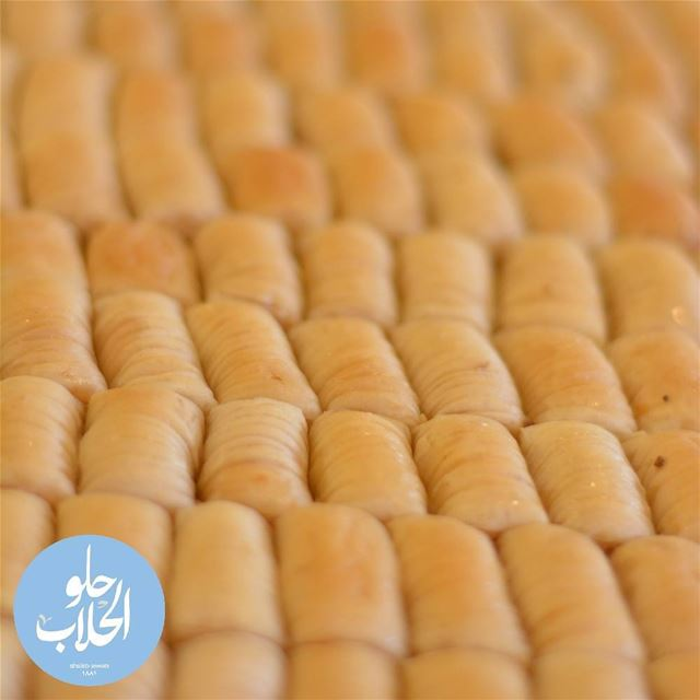 Graduated Brevet ? Or you just want to enjoy the delicate sweetness of... (Abed Ghazi Hallab Sweets)