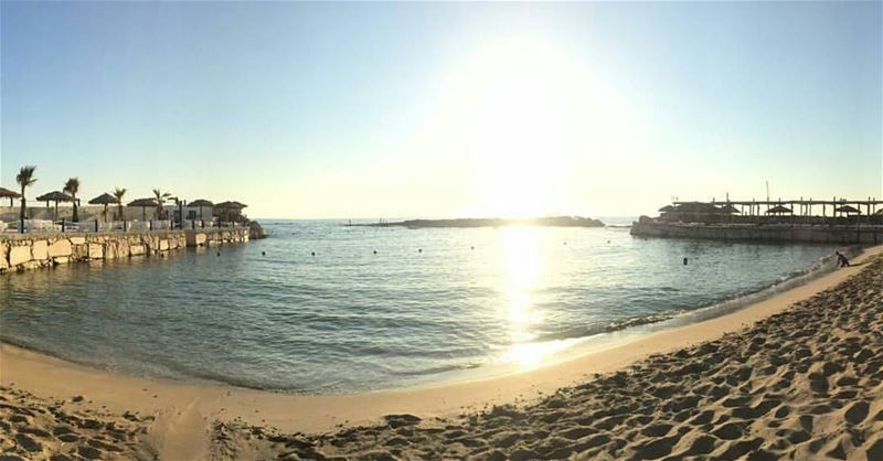 batroun @sawaryresort sunset resort beach mediterranean sea ... (Sawary Resort & Hotel-Batroun)