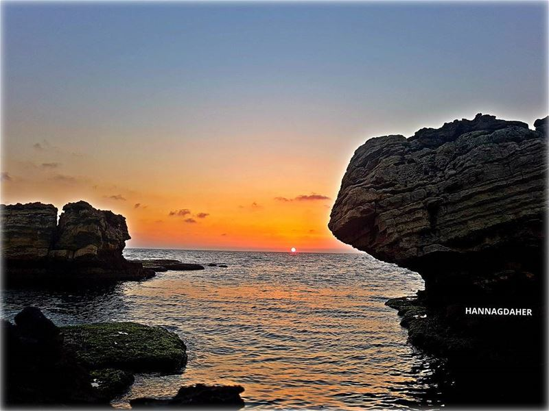 sunsets ... (Kfarabida Batroun)