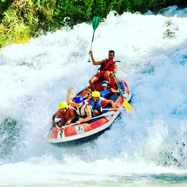 Enjoy your summer with us at Al Assi- river . rafting activity and lunch ...