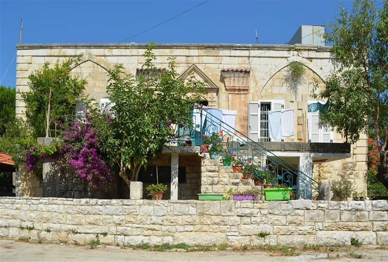 Home is wherever you leave everything you love and never question that it... (Abdelli, Liban-Nord, Lebanon)