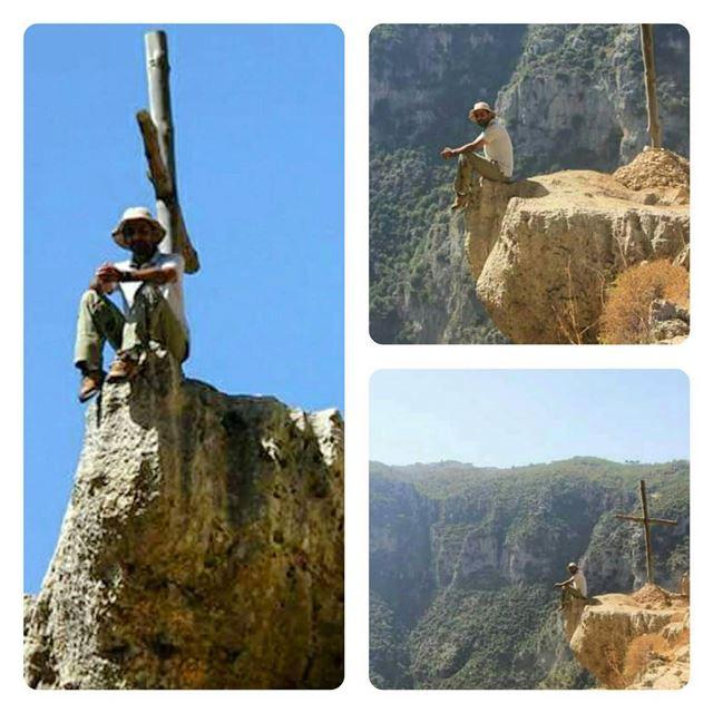 hiking hik lebanon liban qannoubine sport cross adventure ... (Ouâdi Qannoûbîne, Liban-Nord, Lebanon)