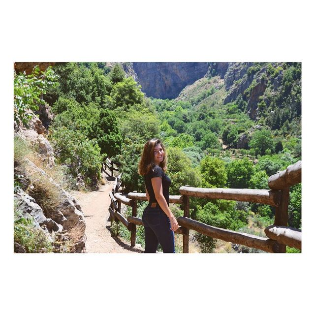 tourist in my own country 📷📍 (Qannoubine Valley)