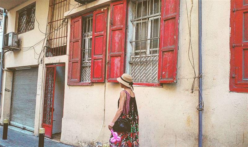 شبابيك الحمرا (Beirut, Lebanon)