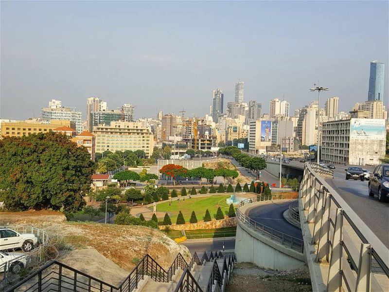 Run..explore .. shoot..↪Repeat...↪🏃📸Today this view again..... (Beirut, Lebanon)