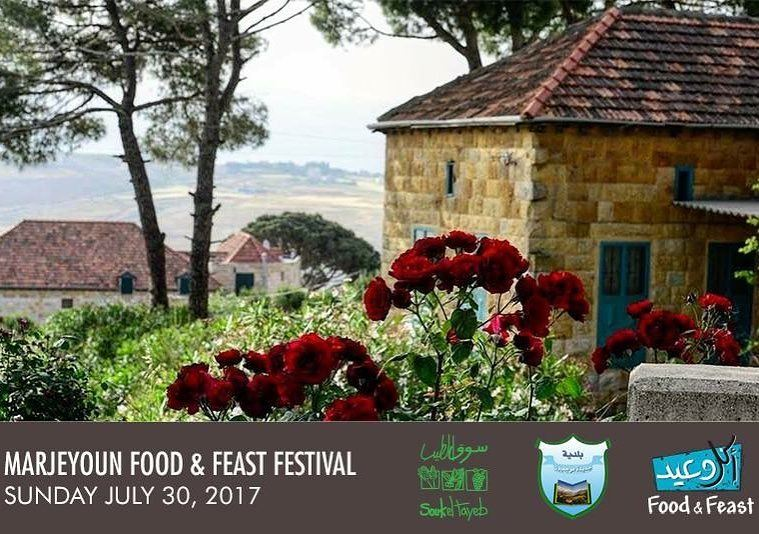 savethedate : on July 30, souk el tayeb's Food and Feast festival will...