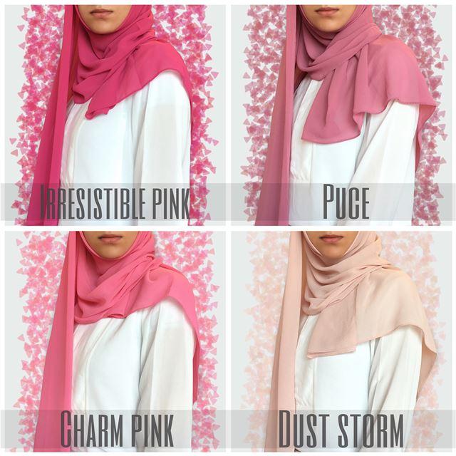 Alhamdulilah, 🙏 today I come to you with new chiffon hijab stock from ... (Saida ,Abra)