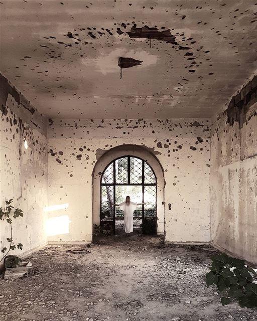 ~ War Scars ~... abandoned abandonedplaces abandoned_junkies ... (Aley)