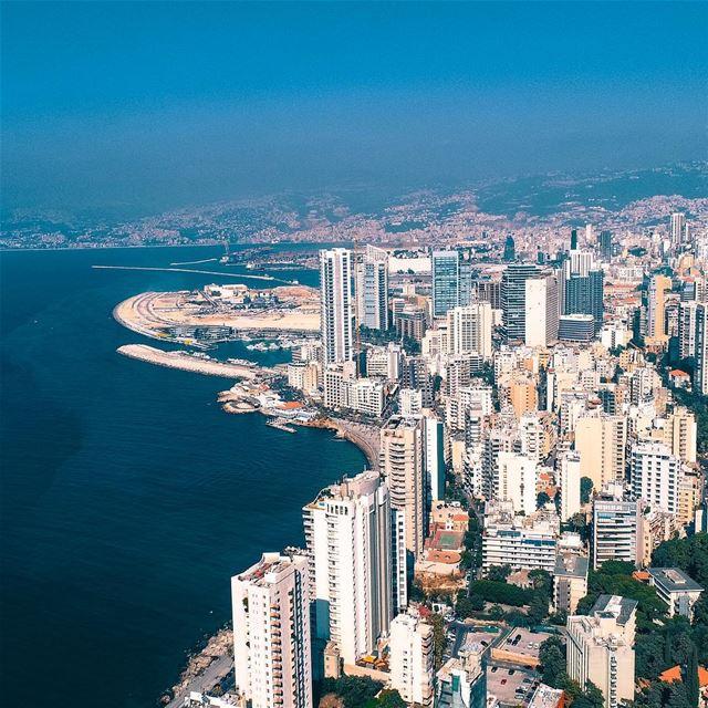 Good Morning Beirut 🇱🇧 mylebanon livelovelebanon lebanon beirut ... (Beirut, Lebanon)