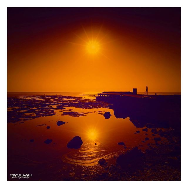 sunset insta_lebanon instalebanon instalebnen instaamici lebanon_hdr... (Batroûn)