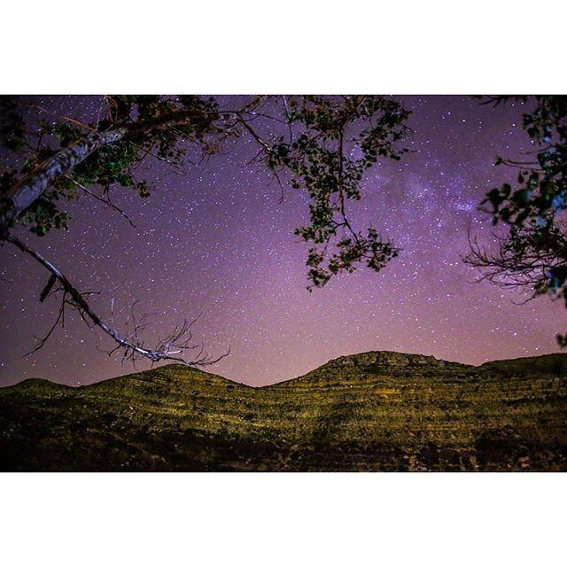 Milky Way over @livelovelaklouk by @highsamachkar (Laklouk - Lebanon)