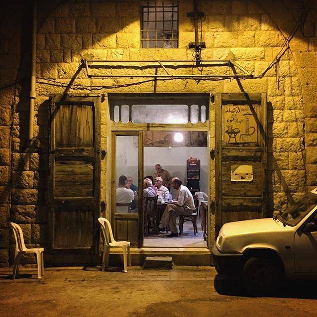 Midnight Tawlé tournaments @livelovedouma by @dj_yyc (Douma, Liban-Nord, Lebanon)