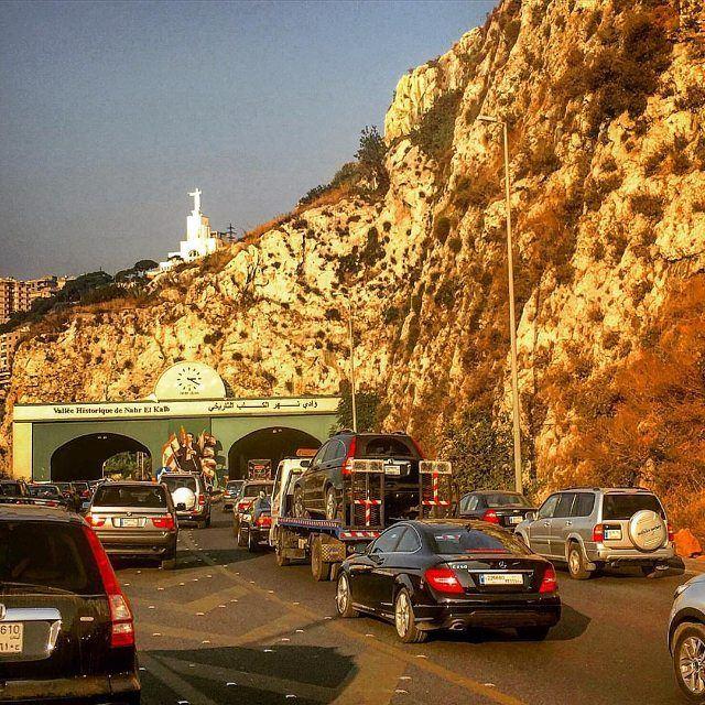 Back to Mondays 🚗🚦 @livelovedbayeh @livelovejounieh by @elietabchi @livelove.cars (Nahr al-Kalb)