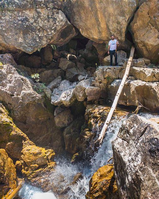 Exploring the wild part of Nahr Ibrahim that's not trailed lebanon vsco ... (Janné, Mont-Liban, Lebanon)