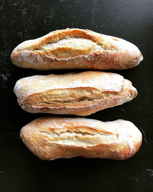 ⠀Mini Baguette 🥖🥖🥖⠀ livelovefood livelovebeirut beirut zahle ...