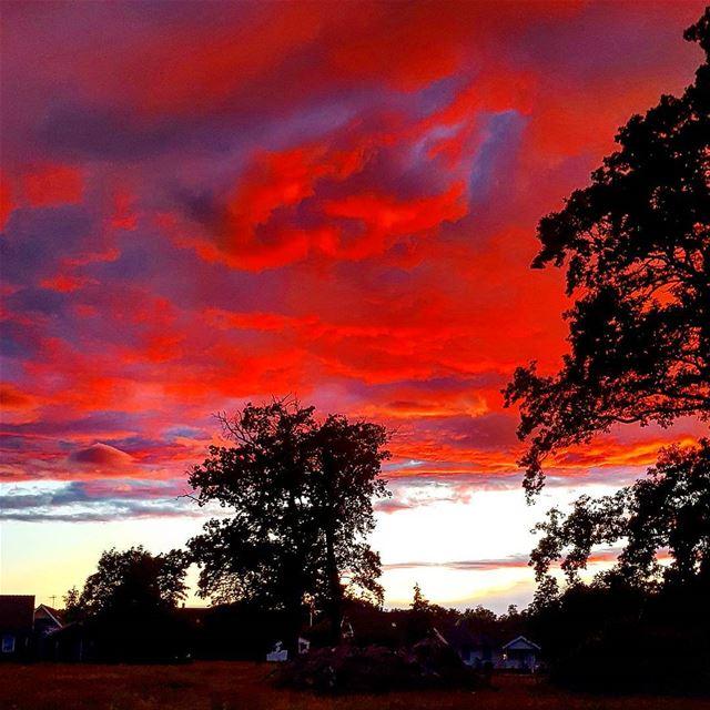 Köpingsvik igår igsweden ig_lebanon öbilden rebel_scapes bns_sunset ... (Köpingsvik)