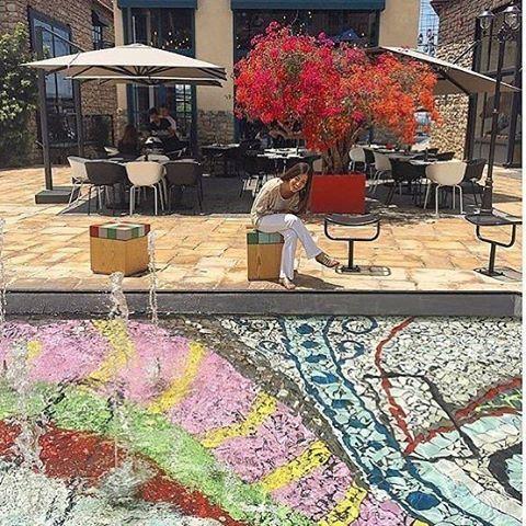 Have a colorful weekend @thevillagedbayeh @livelovedbayeh (The Village Dbayeh)