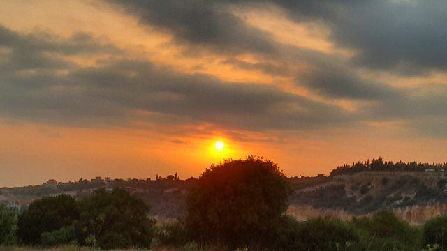 sunsets sunset sunsetlover ig_sunset igsunset s instalike instagood ... (Ad Dibbiyah, Mont-Liban, Lebanon)