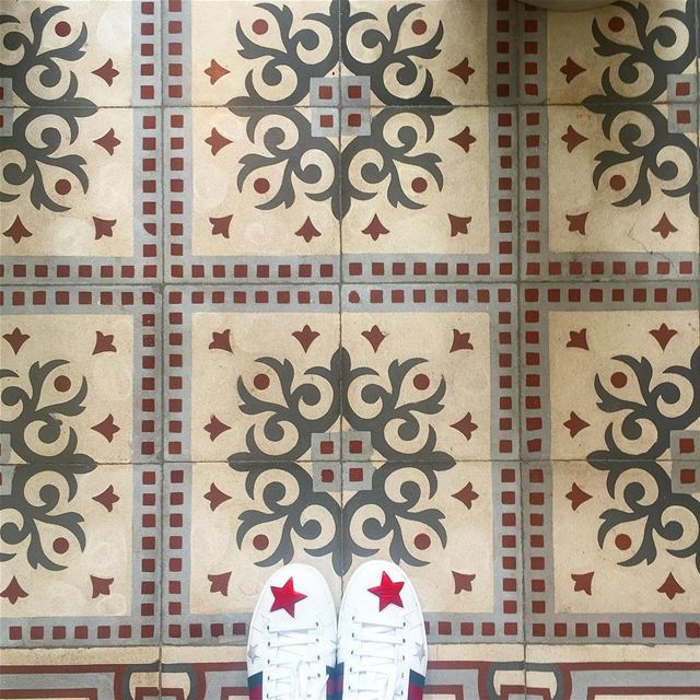 When you have a thing for tiles ! oldtiles ihavethisthingwithfloors ...