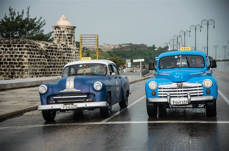 History in todays world... shot in cuba havana lensculture cubancars ...