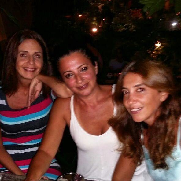 Sisters ❤❤ pacifico cheers🍷 nightlife lebanon livelovelebanon ...