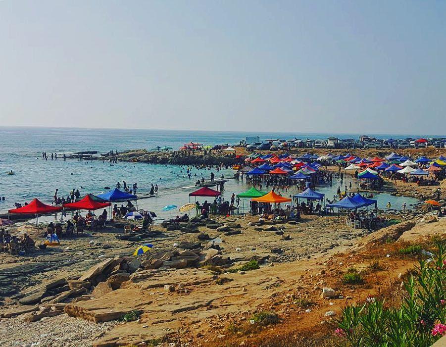 tyre tyr tyrecity sourcity tyrepage southlebanon beach ... (Naqoura)