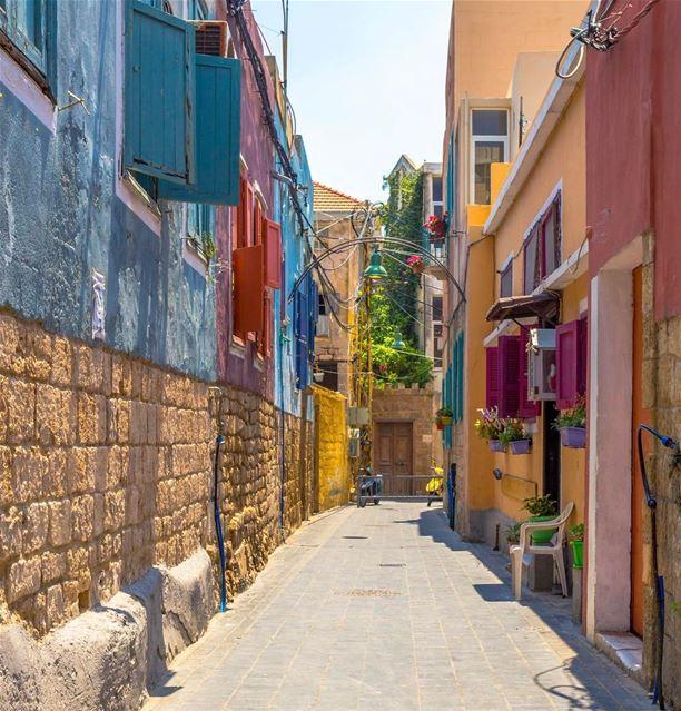 tyre streets lebanon lebanon_hdr lebanonspotlights super_lebanon... (Tyre, Lebanon)