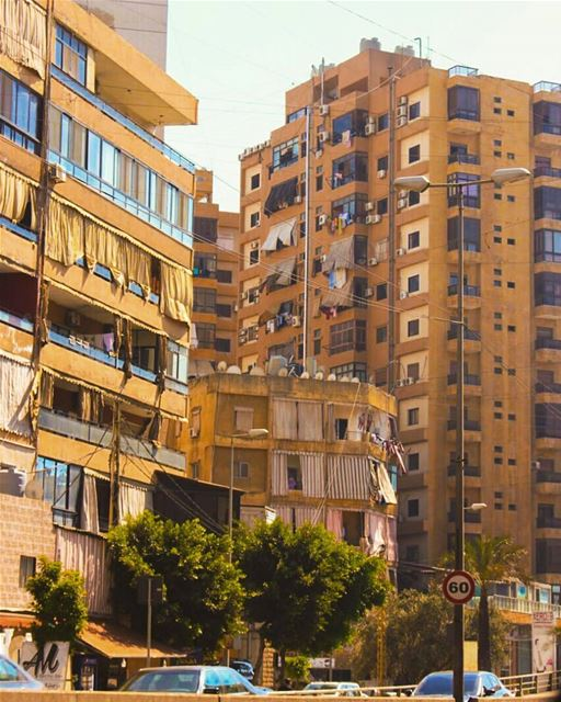whatever good things we build, end up building us 🌆👌🏼By @vouchalhoub ... (Beirut, Lebanon)