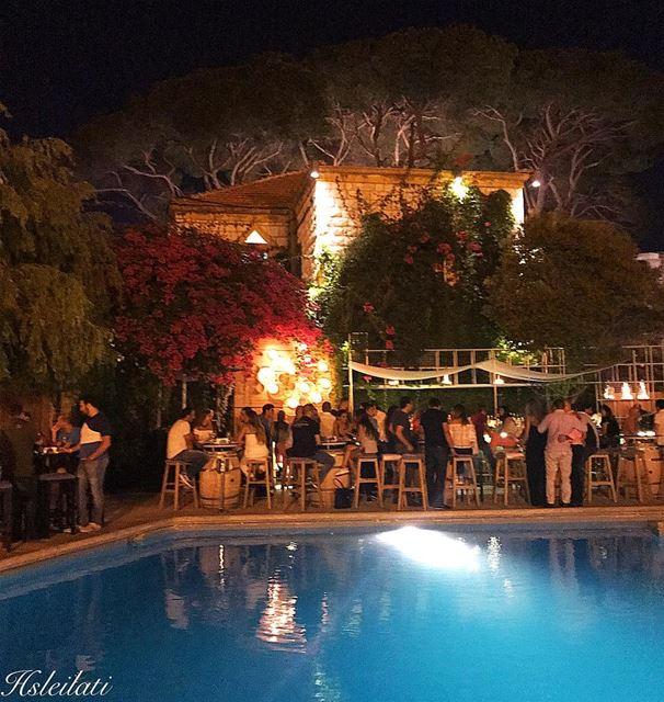 Let the season begins 🎉💥 whatsuplebanon ptk_lebanon lebaneseview_ ... (Cinco Lounge Broumana)