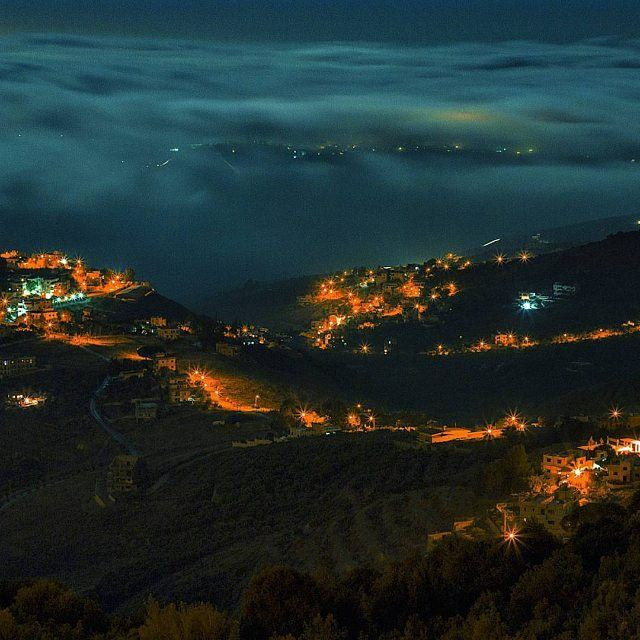 Goodnight from the magical Jabaa, South lebanon! @livelovenabatiyeh by @rida_m_issa (Jbâa, Al Janub, Lebanon)