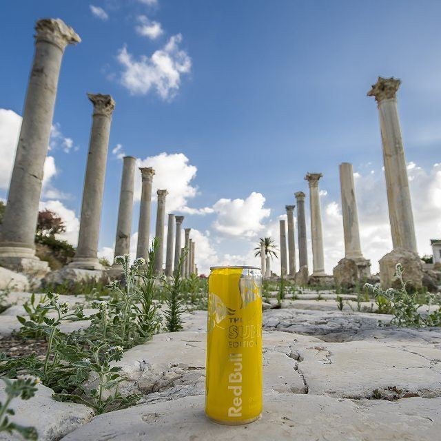 Try something new this summer. MySummerEdition @redbullleb (Tyre, Lebanon)