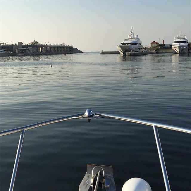 marina mediterranean boat yacht summer sea lebanon lebanon_hdr ... (Dbayeh, Mont-Liban, Lebanon)