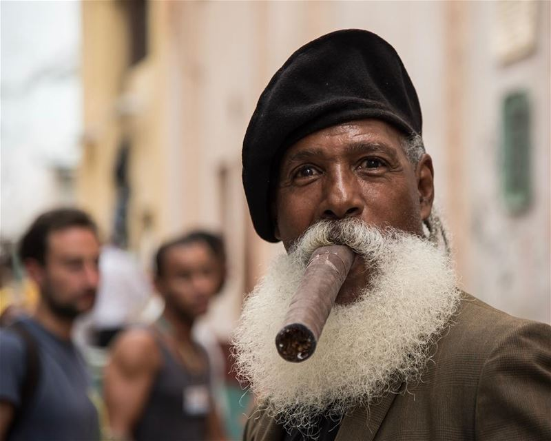 Stand out of the croud...shot in cuba havana cuba cuban cigar ...