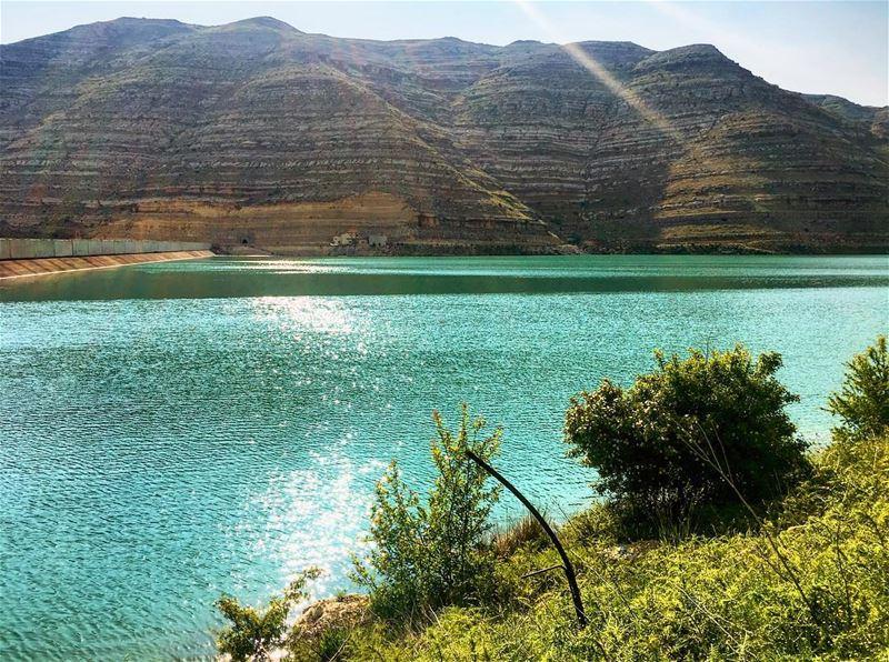 lebanon nature throwback instagood wanderlust travelgram ... (Chabrouh Dam-Faraya)