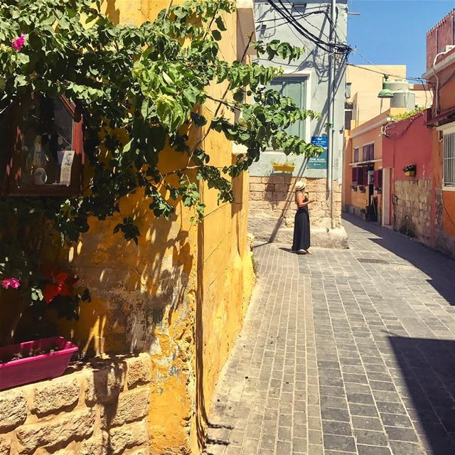 You can never get enough of this place🌈 Lebanon tb travel travelgram... (Tyre, Lebanon)