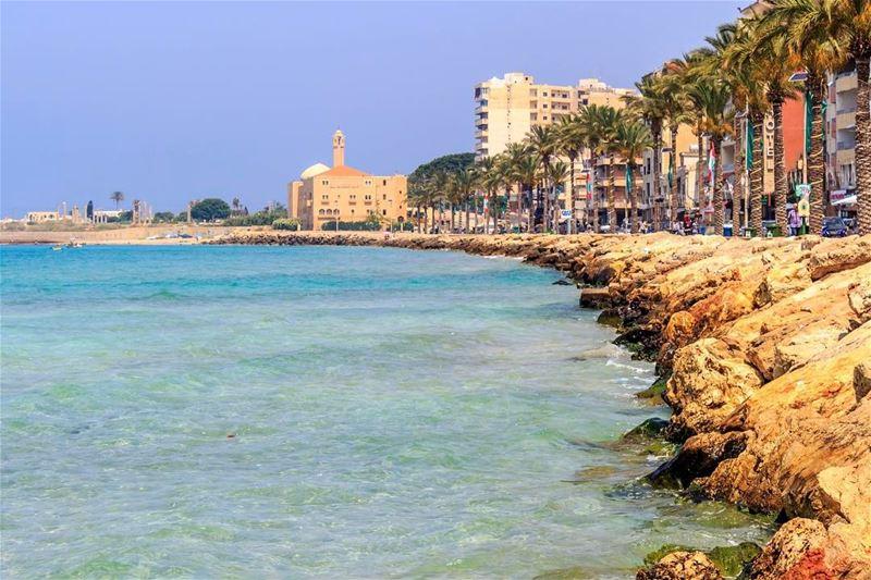tyre southern sea lebanon_hdr landscape nature ig_lebanon insta_lebanon... (Tyre, Lebanon)