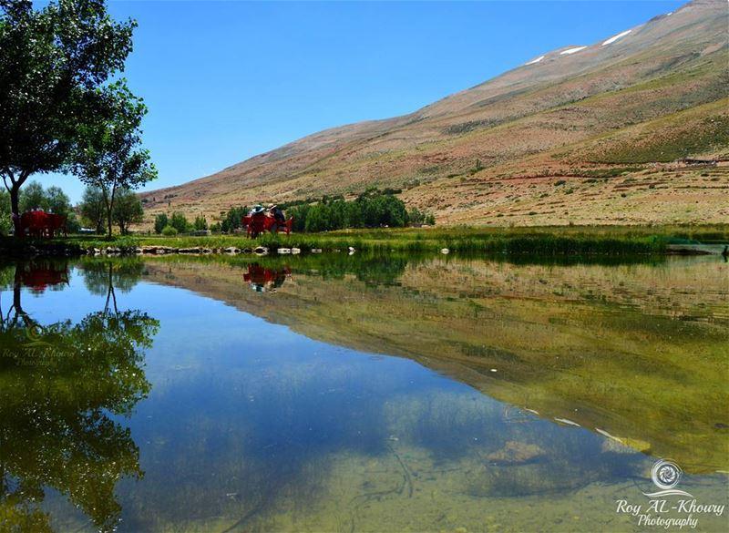 عيون أرغش - لبنان RoyALKhouryPhotography nikon nikonlebanon lebanon ... (عيون ارغش)