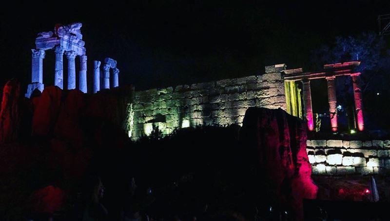 my lebanon kfardebian faqra mountain summer festival old castle ...