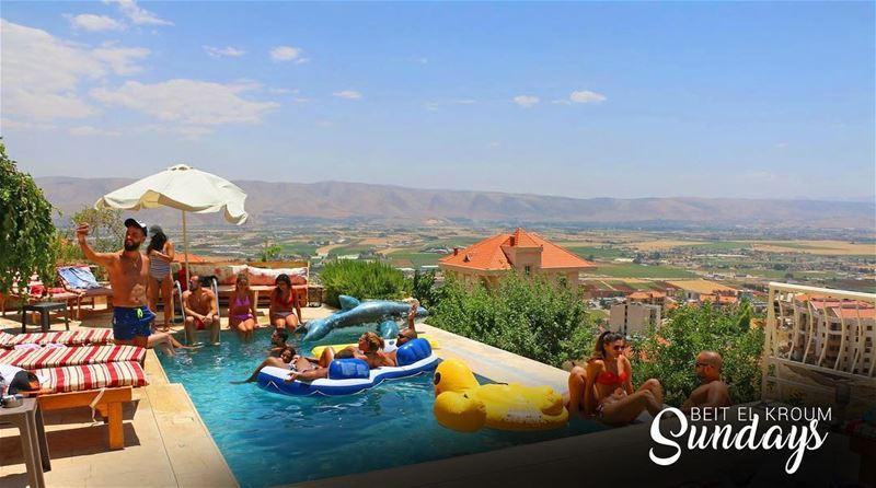 For your bookings call us on 08 809306 livelovesummer beitkroum ... (Beit El Kroum)