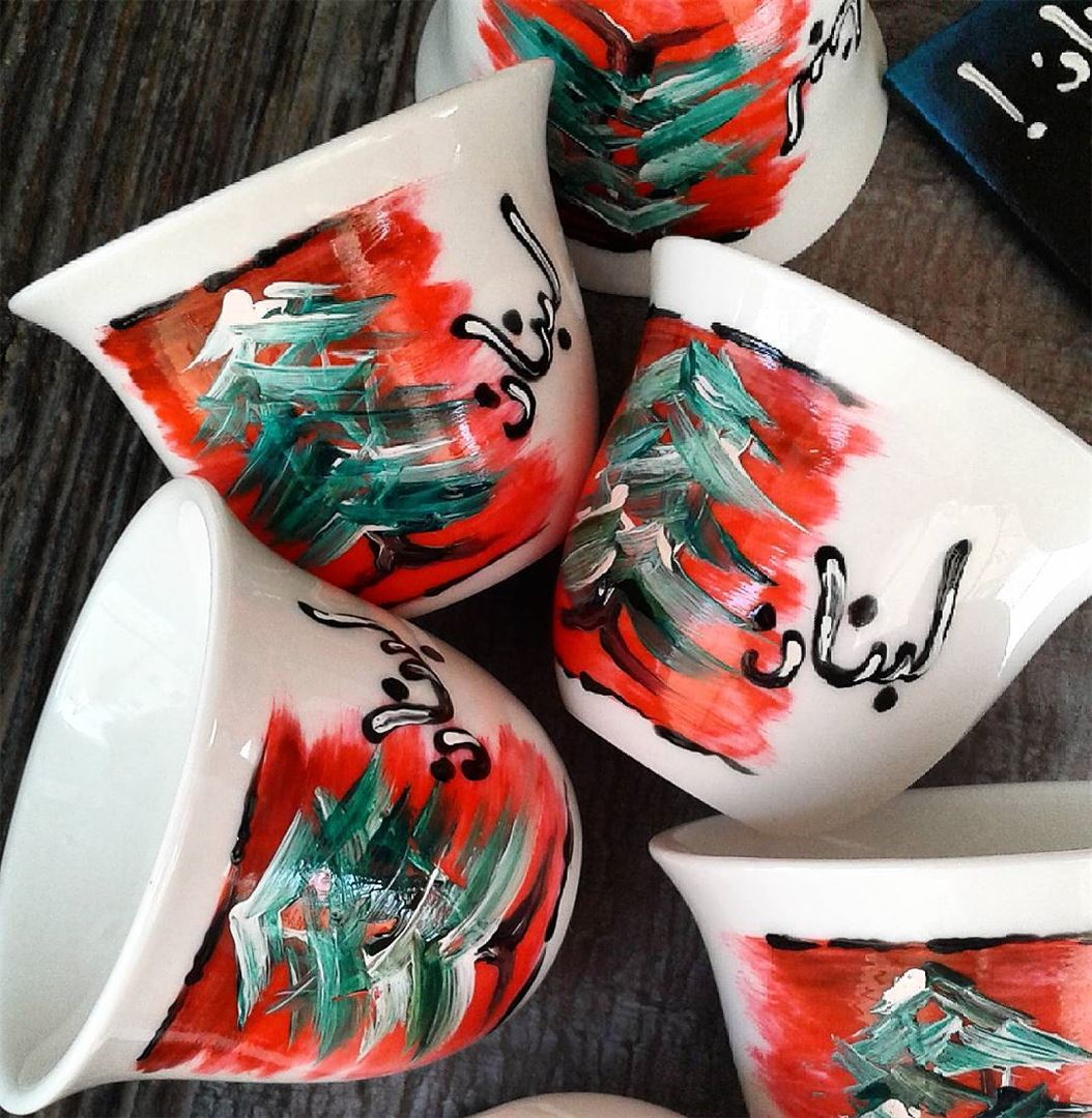 Lebnen ❤Available @lartisanduliban accaoui handpainted madewithlove❤️ ...
