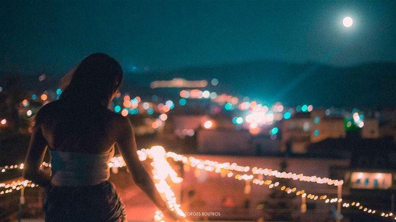 Twinkle twinkle little star ✨- FreaksRooftop freakyz landscape ... (Chekka)